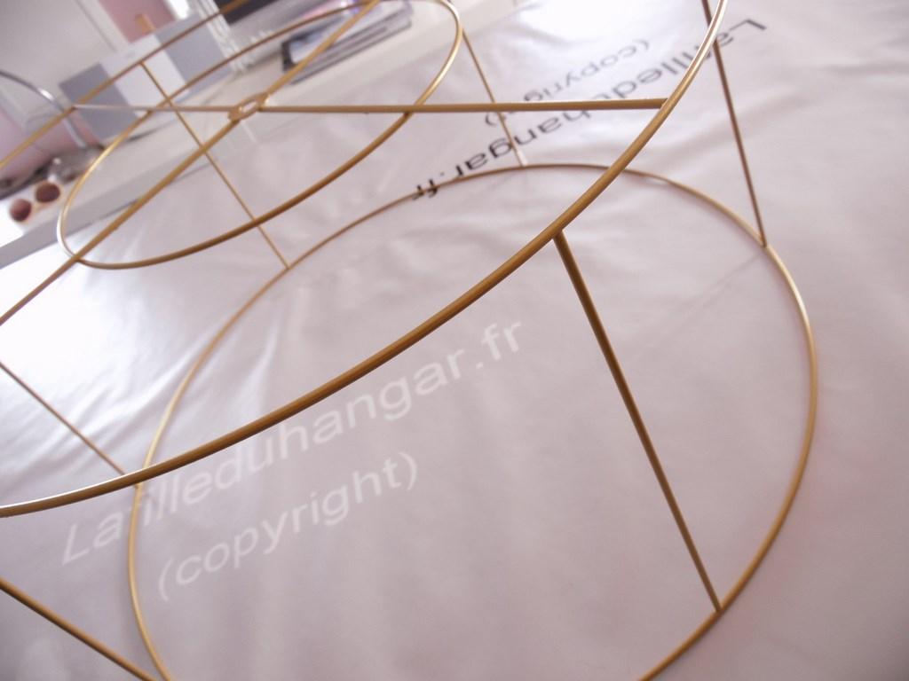 1 8 ovale couture - Abat jour lyre ...